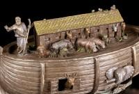 Noah's Ark Casket - Two of every Kind