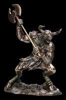 Theseus Figur kämpft gegen Minotaurus Set