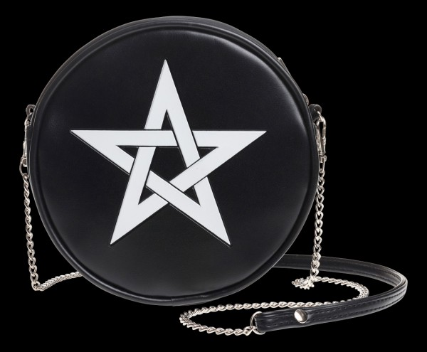 Alchemy Gothic Purse Bag - Pentagram