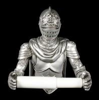 Toilet Paper Holder - Brave Knight
