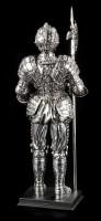 German Knight Figurine with Halberd