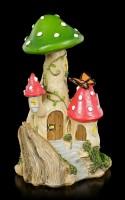 Fairy House - Mushroom Cluster