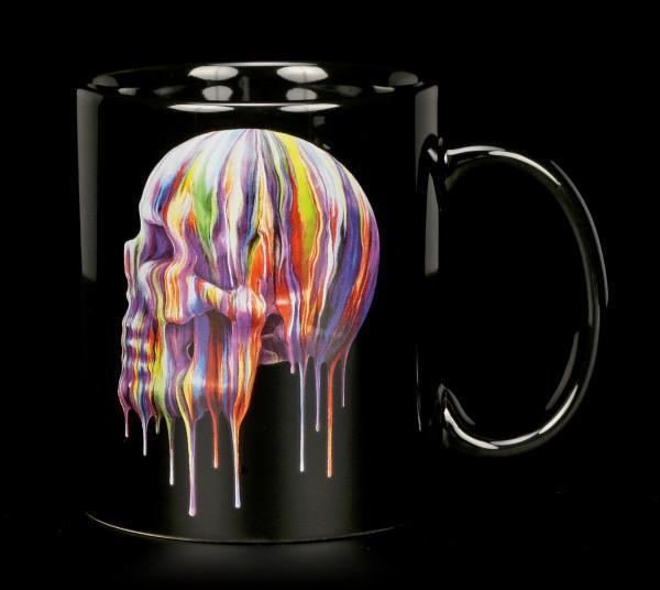 Tasse - Dripping Skull