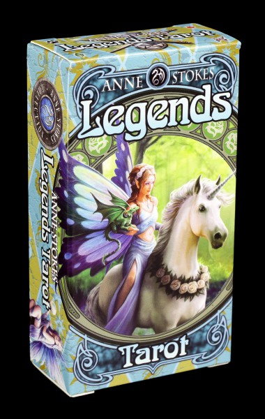 Tarotkarten - Anne Stokes Legends