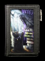 Wallet with 3D Cat - Familiarity