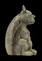 Garden Figurine - Gargoyle sitting