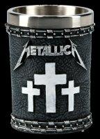 Metallica Shot Glass - Master of Puppets