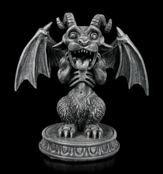 Freche Gargoyle Figur