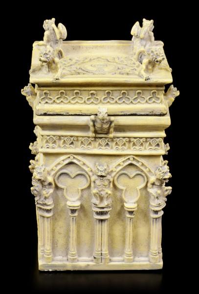 Gargoyle Stiftebecher mit Deckel - Treasure Keeper
