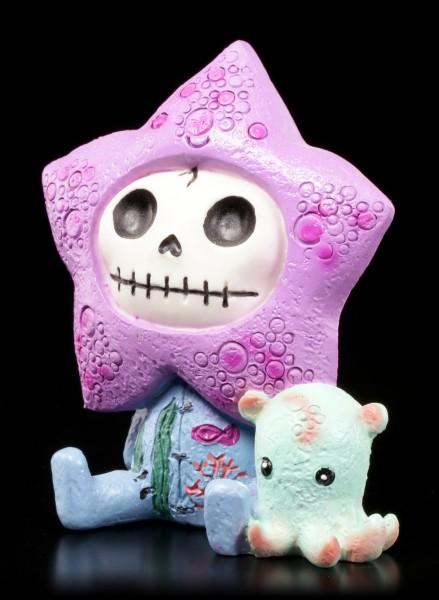 Furry Bones Figur - Seestern Starfish