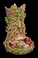 Backflow Incense Cone Holder - The Wisest Dryad