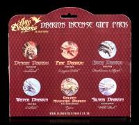 Räucherstäbchen Geschenkbox - Age of Dragons