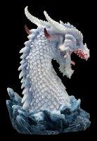 Dragon Bust - White Fire