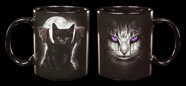 Gothic Mugs - Cat's Tears - Set of 2
