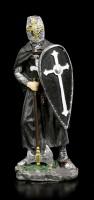 Black Crusader Figurines - Set of 4