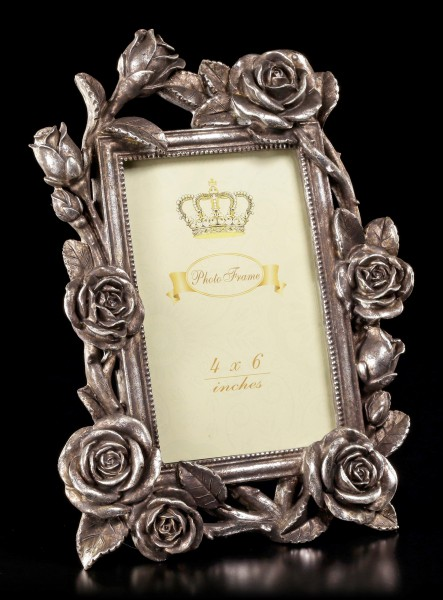 Alchemy Picture Frame - Rose & Vine