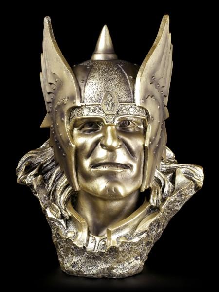 Wikinger Büste - Donnergott Thor