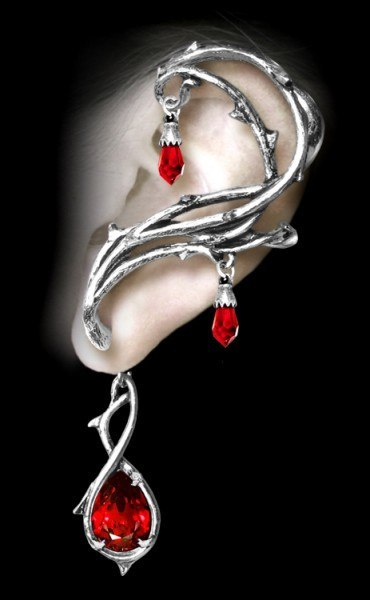 Passion - Alchemy Gothic Earring