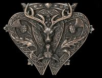 Wall Plaque - Luckenbooth - Sign of Love