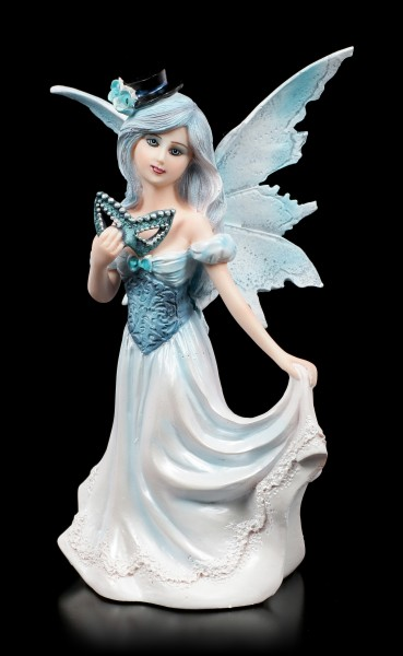 Fairy Figurine - Clair with Mask