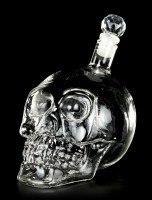 Totenkopf Flasche