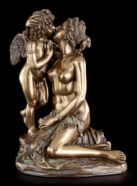 Angel Figurine - Armor kissing Virgin