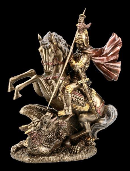 St. George Figurine - medium