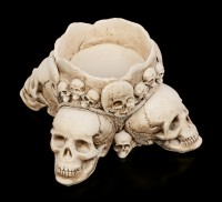 Skull Tealight Holder - Light of Death