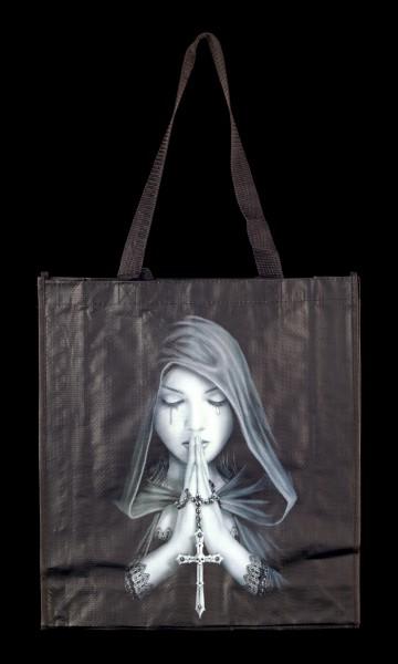 Einkaufstasche - Gothic Prayer