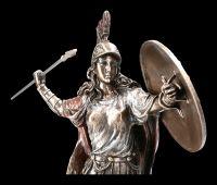 Athene Figurine with Owl