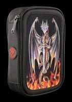 Large 3D Pencil Case - Dragon Warrior