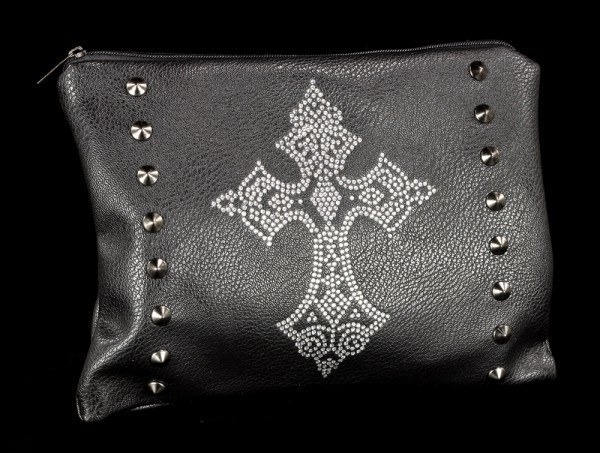 Kulturtasche - Diamantenes Kreuz