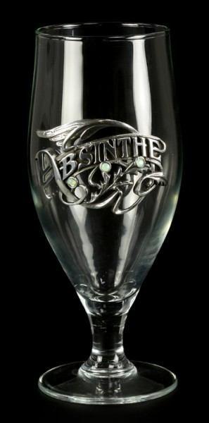 Alchemy Absinth Glas - La Belle Epoch