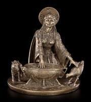 Keltische Gottheit der Fruchtbarkeit - Ceridwen