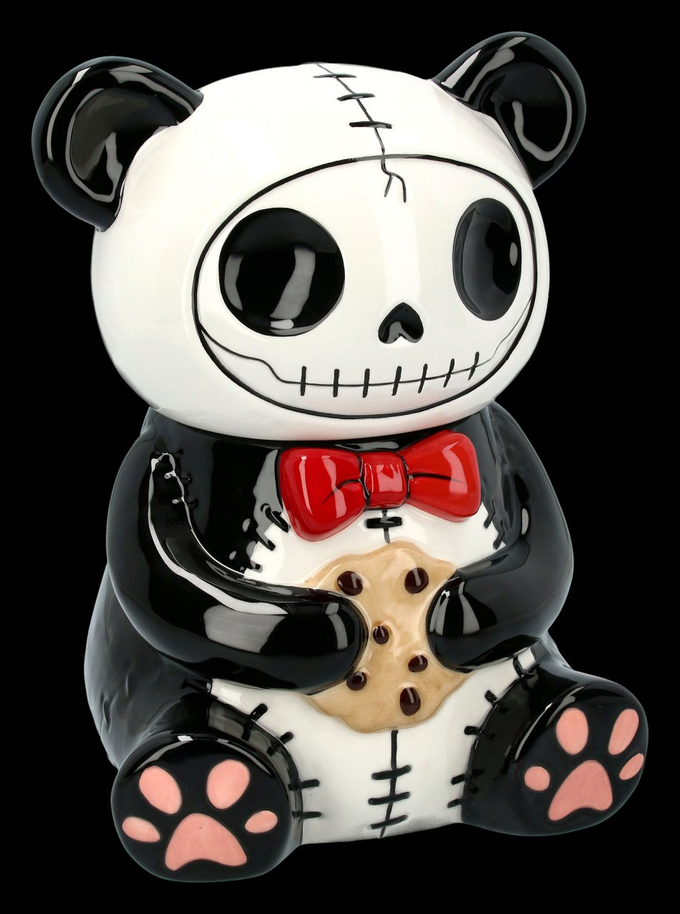 Cookie Jar Furrybones - Pandie