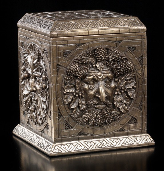 Seasons of the Craft - Greenman Box