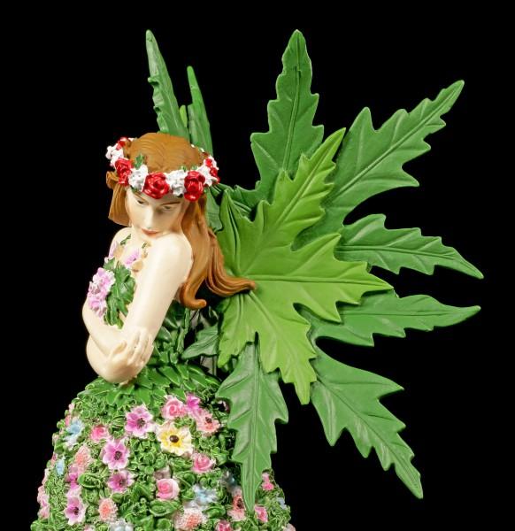 Elfen Figur - Behüterin der Blumen
