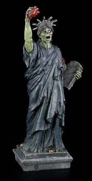 Zombie Figur - Freiheitsstatue
