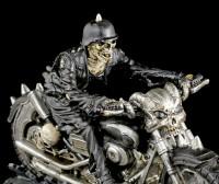 Skelett Biker Figur - Hell on the Highway by James Ryman