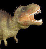 Dinosaurier Figur - Tyrannosaurus Rex - bunt