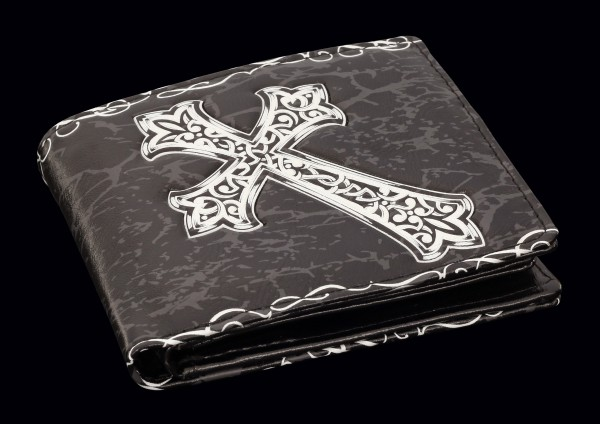 Men Wallet - Celtic Cross
