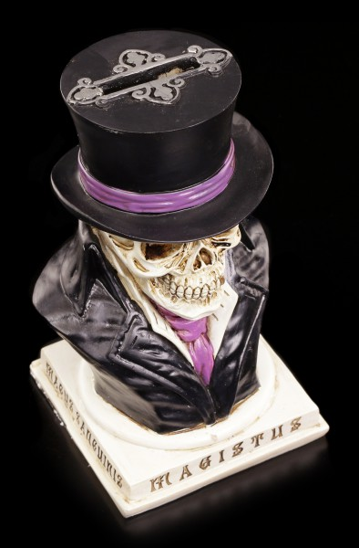 Alchemy Reaper Spardose - Count Magistus