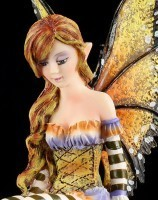 Fairy Figurine - Warm Toes Faery
