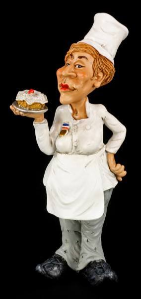 Confectioner - Funny Job Figurine