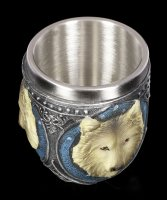 Drinking Cup - Grey Wolf