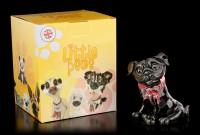 Dog Figurine - Pug Pete - Little Paws