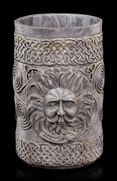 Keltischer Stiftebecher