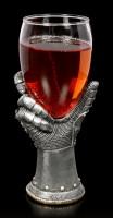 Wine Glass - Knights Toast