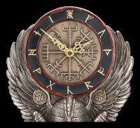 Wall Clock Viking - Vegvisir