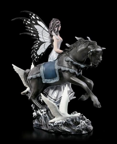 Fairy Figurine - Lamentations of Swans by Nene Thomas
